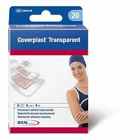 CER COVERPLAST TRANSPAR ASS 20