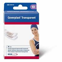 CER COVERPLAST TRANSPARENT 10P