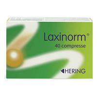 LAXINORM INTEGRAT 40CPR 400MG