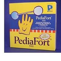 PEDIAFORT 500 Integratore 10 fl 10 ml