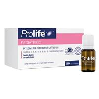 PROLIFE PEDIATRICO 10FL 8ML