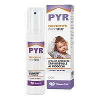 PYR PREVENTIVO PIDOCCHI SPRAY