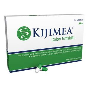 KIJIMEA COLON IRRITABILE 14CPS