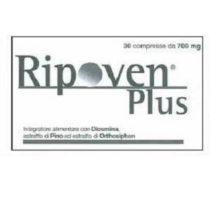 RIPOVEN PLUS 30CPR